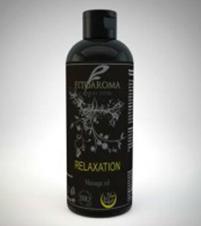 Relax Massage Oil 200ml